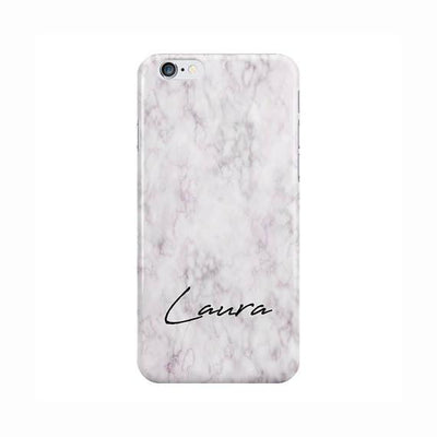 Lilac Marble Name Case
