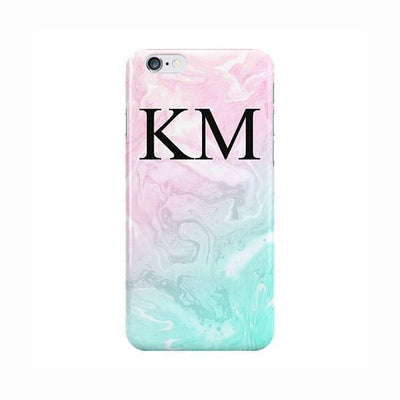 Rainbow Initials Case