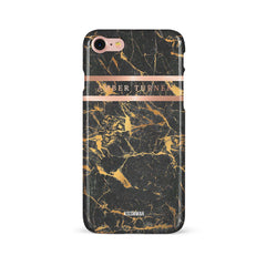 Black Marble Detox Text At Top