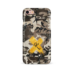 Camo Gold Brushed