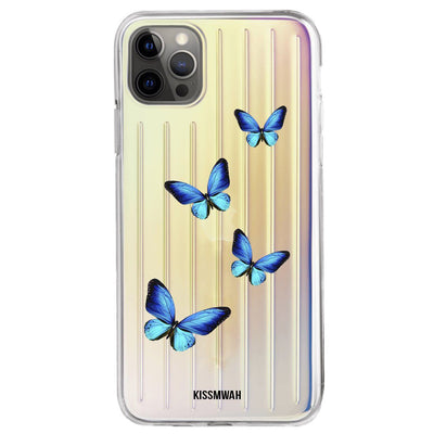 Butterfly Holographic