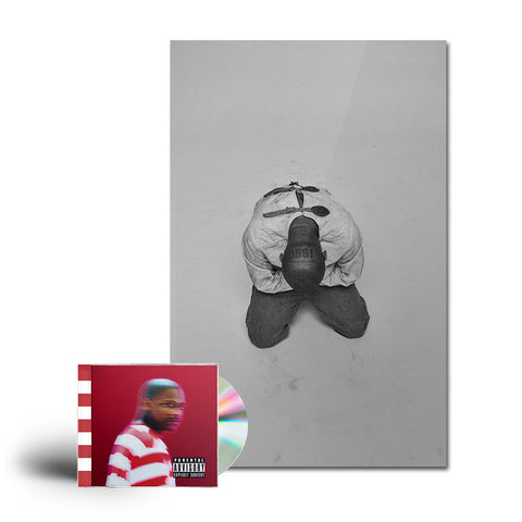 Still Brazy CD + Signed Poster