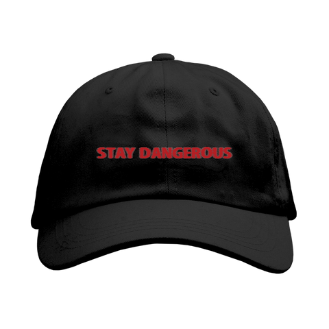 Black Dad Hat + Digital Album
