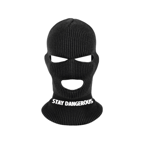 Black Ski Mask + Digital Album