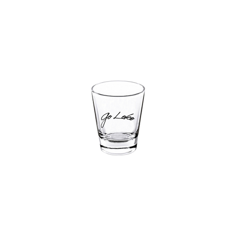 GO LOKO SHOT GLASS + Digital Album