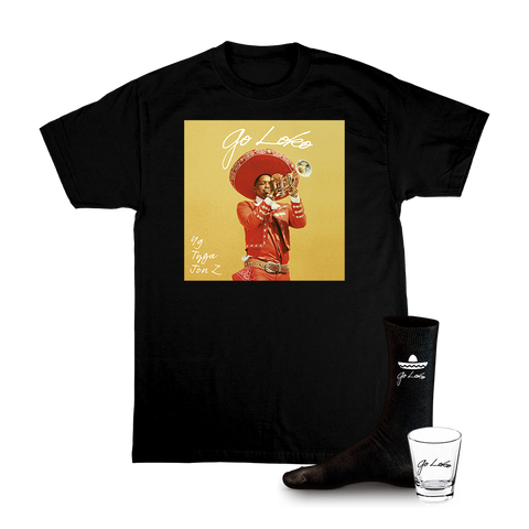 Go Loko Bundle (Black) + Digital Album