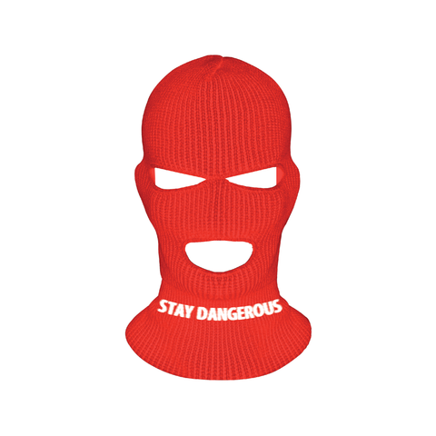 Red Ski Mask + Digital Album