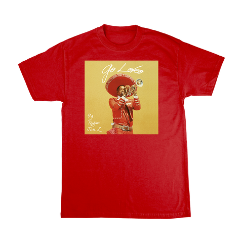 Go Loko Red T-Shirt