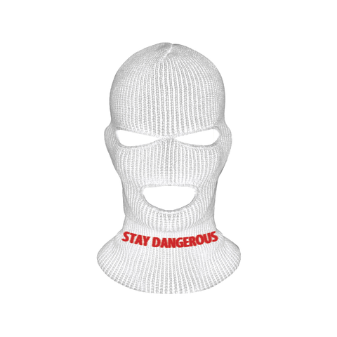 White Ski Mask + Digital Album