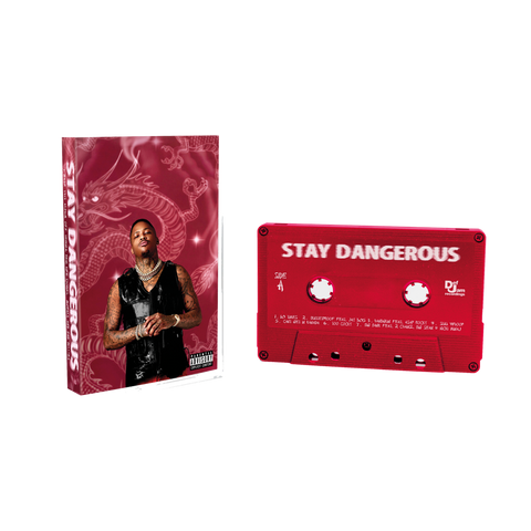 Stay Dangerous Cassette + Digital Album