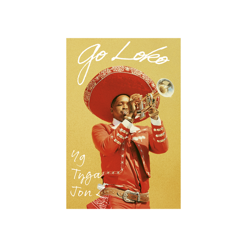 GO LOKO POSTER + Digital Album