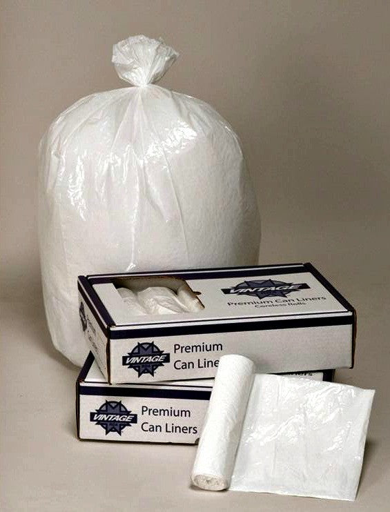 Trash Can Liners - 10 gallon