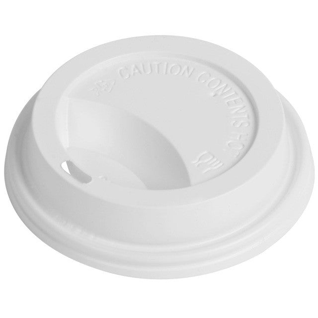 White Hot Cup Lids