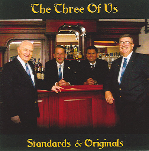 CD - The Three of Us Play Standards and Originals