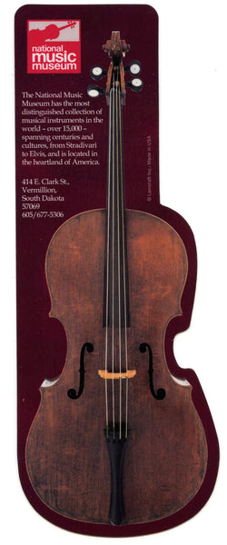 Bookmark: Amati King Cello