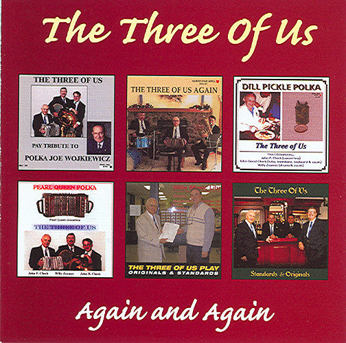CD: The Three of Us Again and Again (Polka)