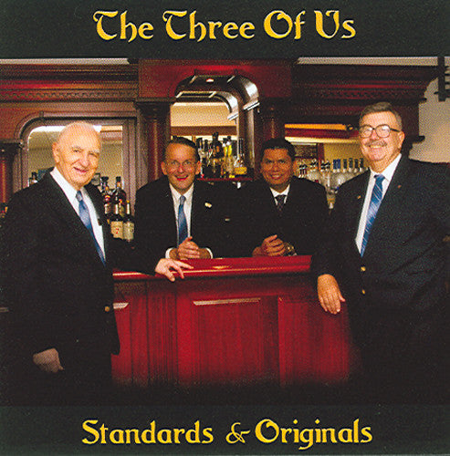 CD: The Three of Us Play Standards and Originals (Polka)