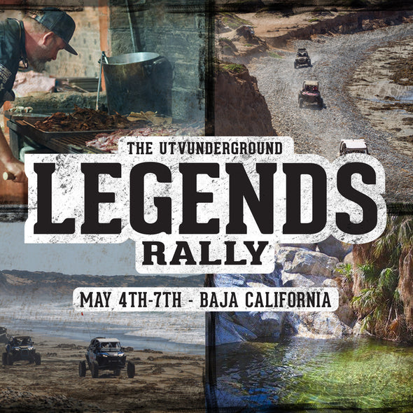 Legends Rally Guadalupe Canyon Loop