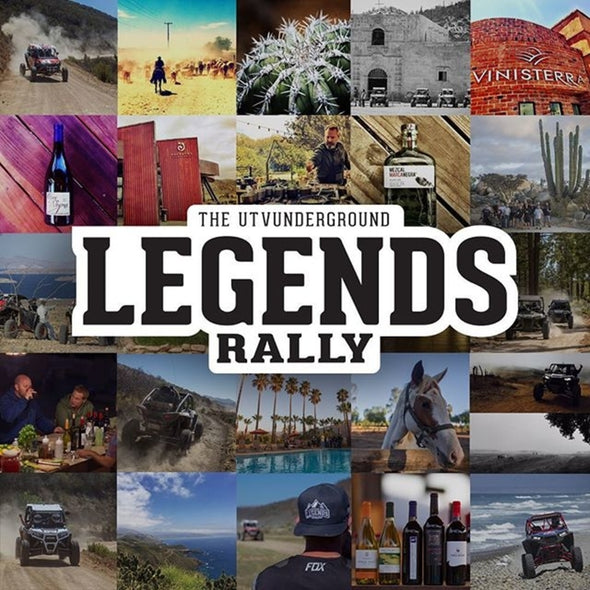 Legends Rally Lost Coast (May 2019)