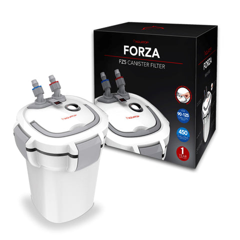 FORZA FZ5 Canister Filter - 450 gph