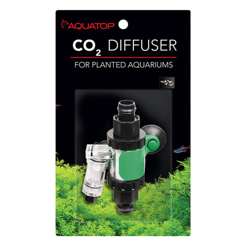 In-line CO2 Diffuser for Canister Filters