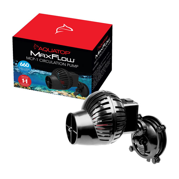 Product - MaxFlow MCP-1 Circulation Pump w/ Suction Cup Mount 660GPH