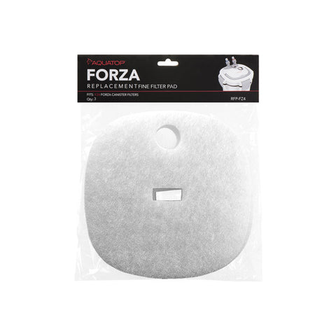 Replacement White Filter Pads for the FZ4