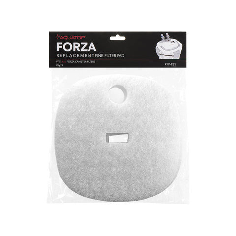 Replacement White Filter Pads for the FZ5