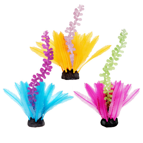 Seaweed & Grape Plant Décor, 3-Pack