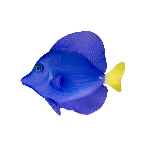 "SD-PTFISH 4"" Purple Tang Decor, 1 pc"