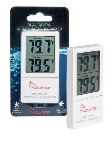 External Digital Thermometer w/ Dual Temperature Display DTG25