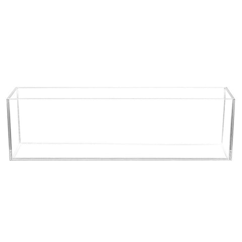 High Clarity Bookshelf Style Aquarium, 12 Gallons, 8.25x35.4x9.5