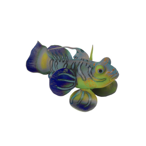 Mandarin Goby Decor - Blue, 1pc