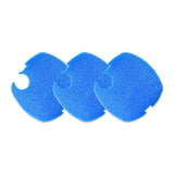Replacement Coarse (Blue) Filter Sponge for Aquatop CF-500UV