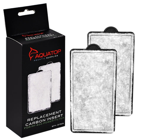 AQUATOP MIBC600 Carbon Insert Replacement Filter For PF600