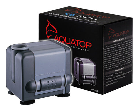 Aquarium AquaTop Submersible Pump NP-302