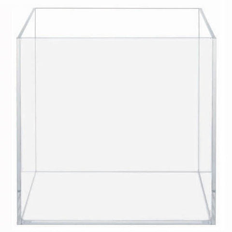 High Clarity Low Iron Glass Cube HCC-10, 4.12 Gallons