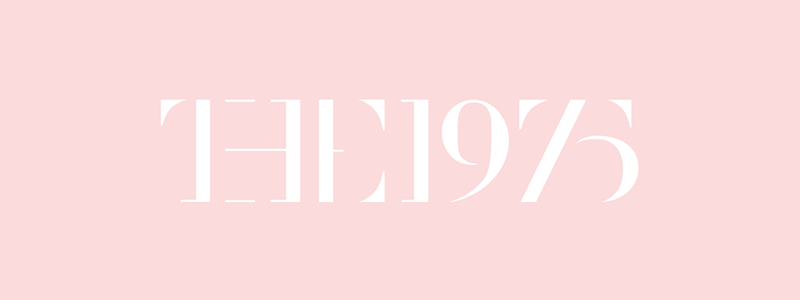 The 1975 Official Store logo