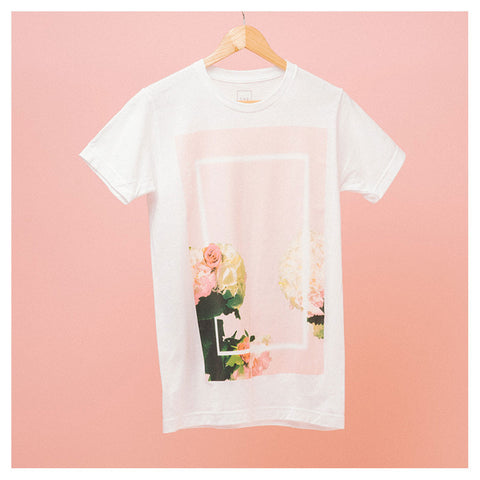 Pink Roses Tour T-Shirt - The 1975 Official Merch and Online Store