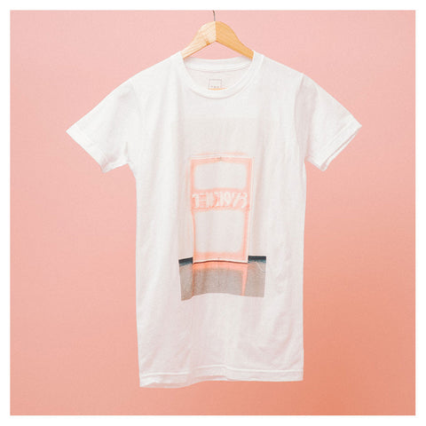 Neon Logo T-Shirt - The 1975 Official Merch and Online Store