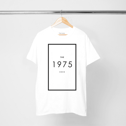 THE 1975 BOX T-SHIRT