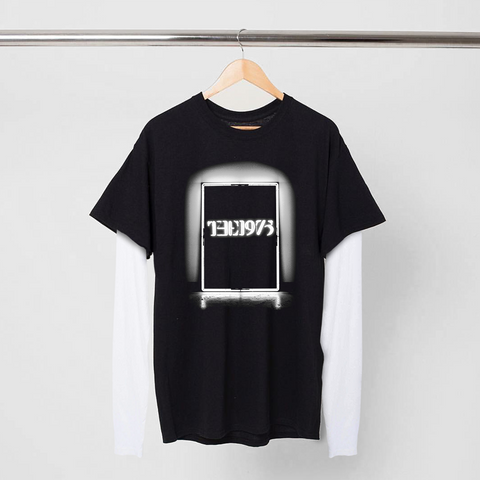 THE 1975 ALBUM LAYERED L/S T-SHIRT