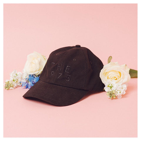 Black on Black Cap - The 1975 Official Merch and Online Store