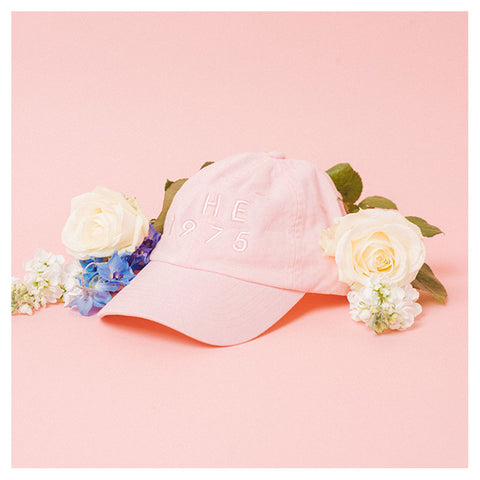 Pink on Pink Cap - The 1975 Official Merch and Online Store