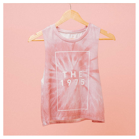 Tie Dye Rectangle Tank