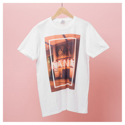 Nana Neon T-Shirt - The 1975 Official Merch and Online Store