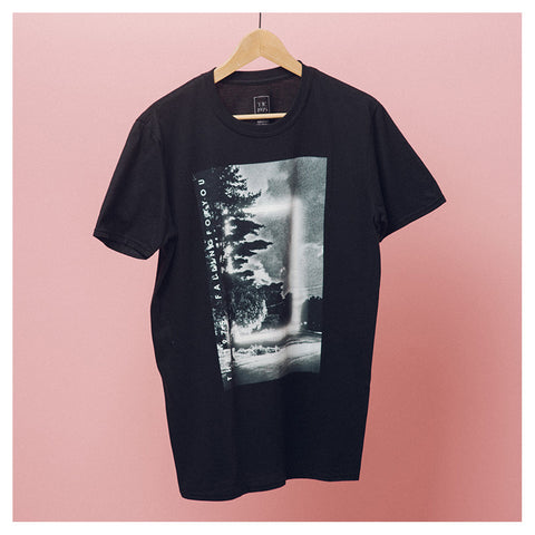 Falling For You Black T-Shirt - The 1975 Official Merch and Online Store