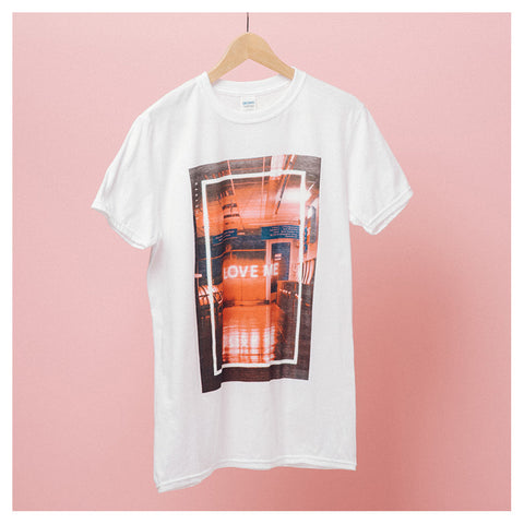 Love Me Neon Tee - The 1975 Official Merch and Online Store