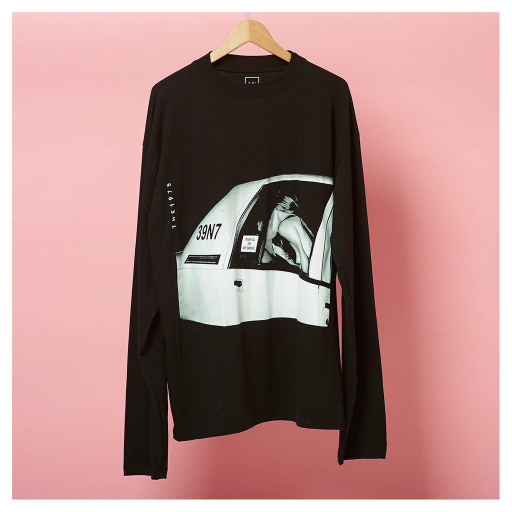 The 1975 online store the 1975 cut sew oversized longsleeve buycottarizona Image collections