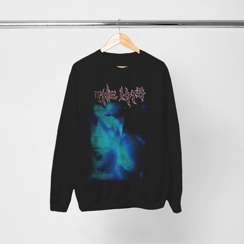 METAL LOGO WOMAN CREWNECK